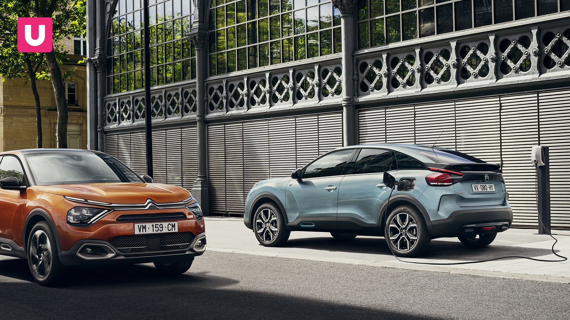 Nuova Citroën C4 e nuova Citroën Ë-C4