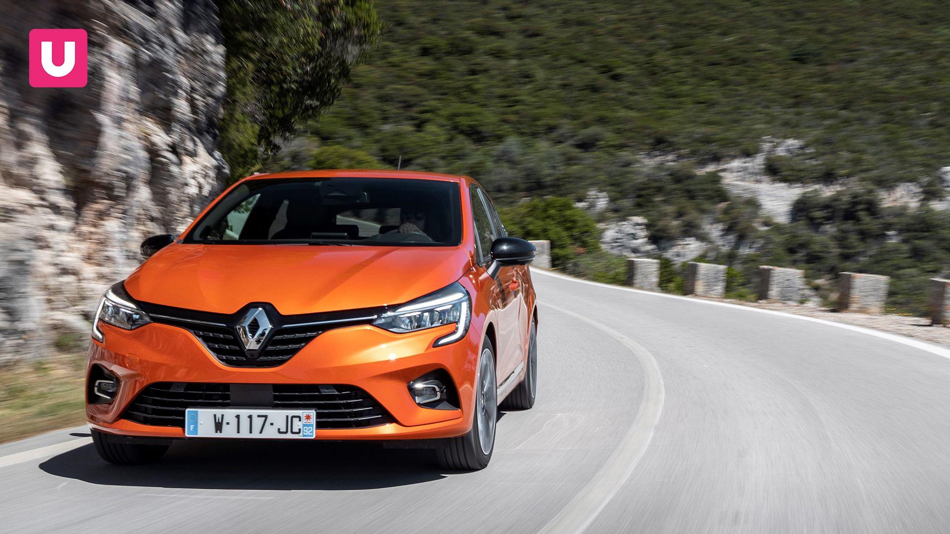 Renault Clio, la quinta generazione