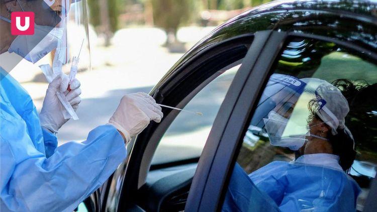 Coronavirus: il tampone rapido si fa in auto