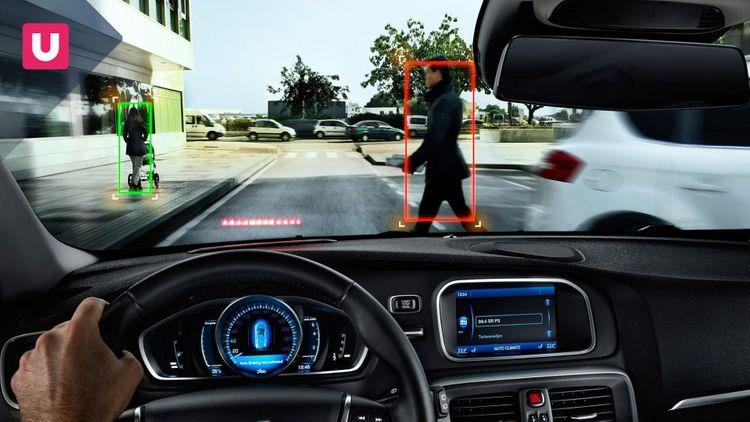 Sicurezza stradale: in arrivo la frenata automatica d'emergenza obbligatoria