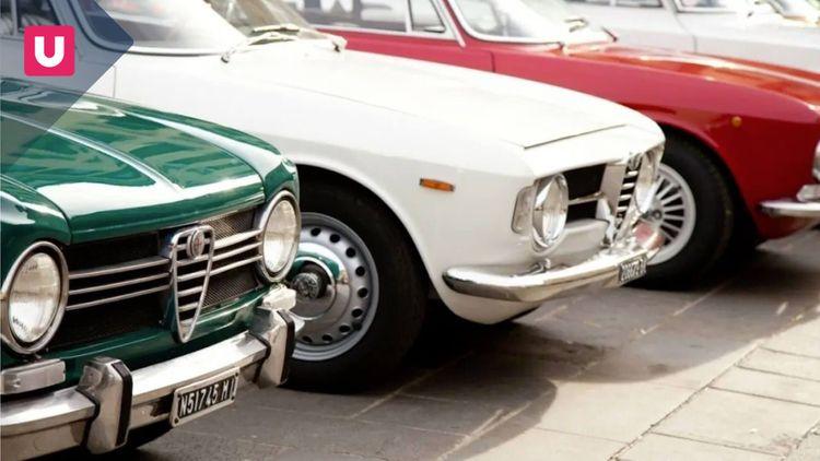 Un finesettimana di auto e moto d'epoca a Malpensafiere